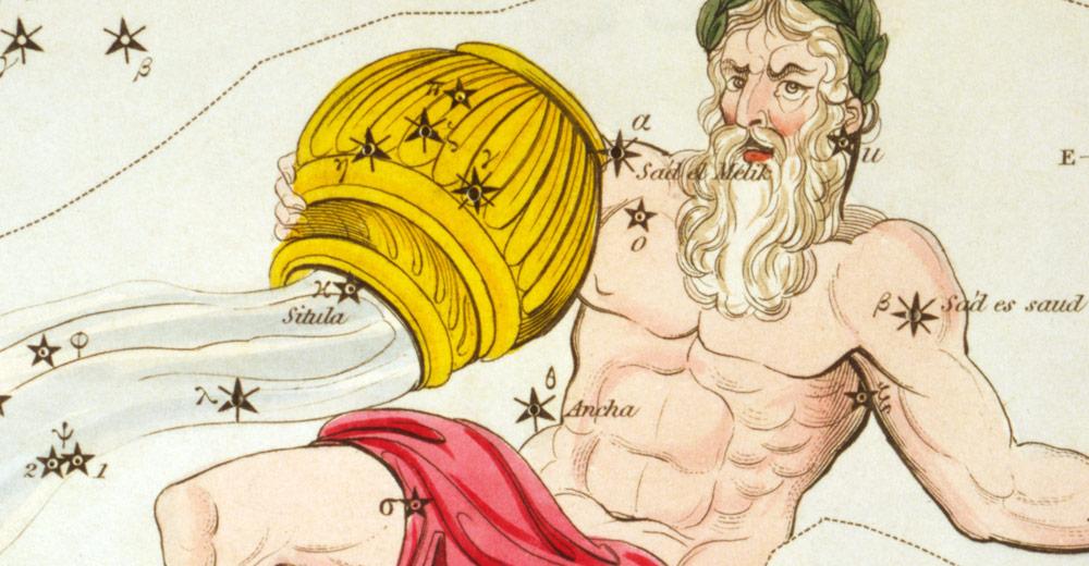 Aquarius Characteristics - Zodiac Signs Characteristics and